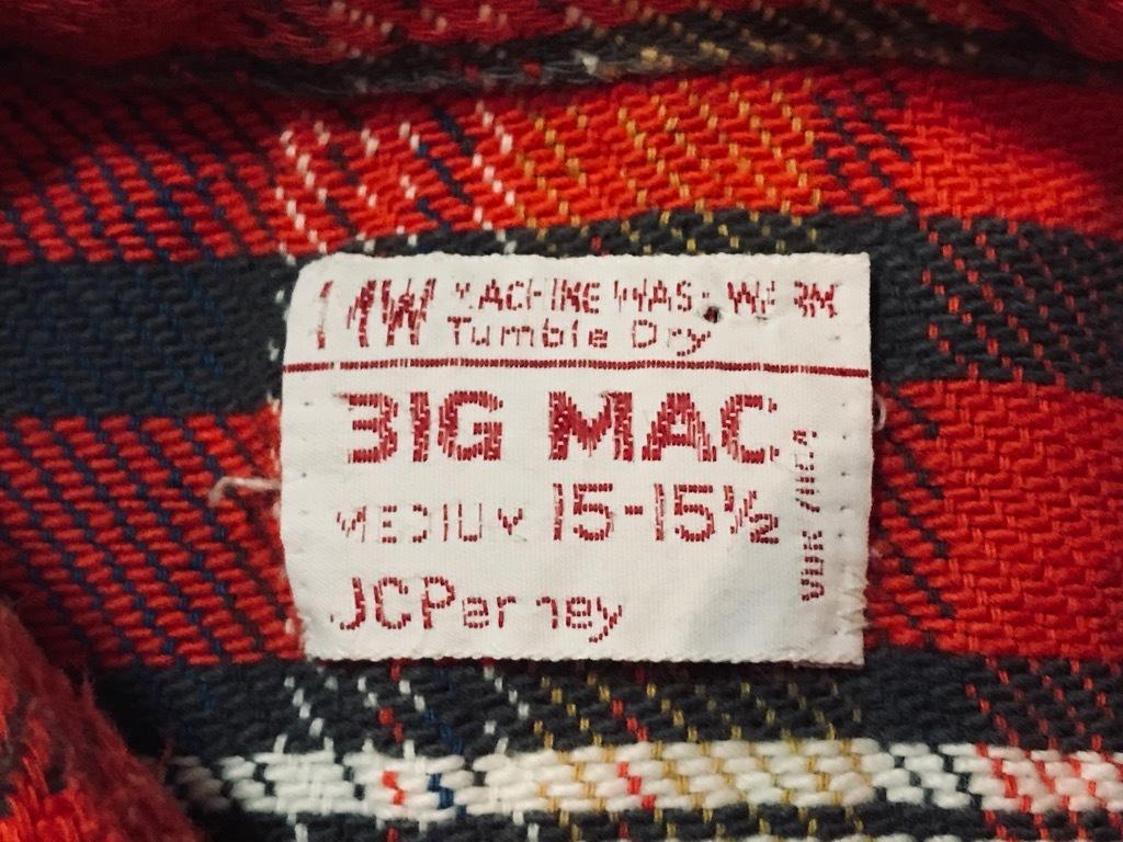 マグネッツ神戸店 2/22(土)Superior入荷! #5 Flannel Shirt+Head Wear!!!_c0078587_15361888.jpg