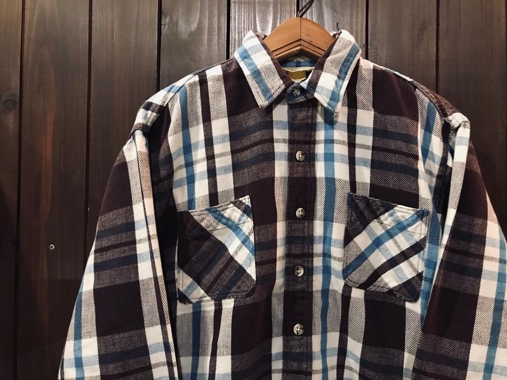 マグネッツ神戸店 2/22(土)Superior入荷! #5 Flannel Shirt+Head Wear!!!_c0078587_15363741.jpg