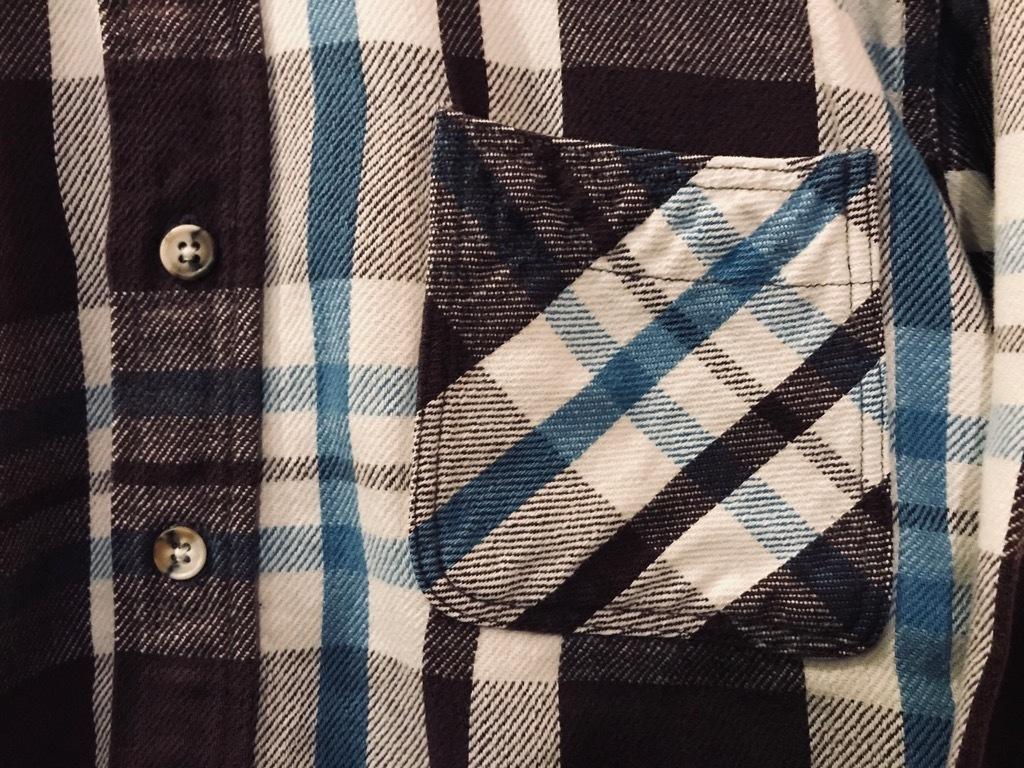 マグネッツ神戸店 2/22(土)Superior入荷! #5 Flannel Shirt+Head Wear!!!_c0078587_15363830.jpg