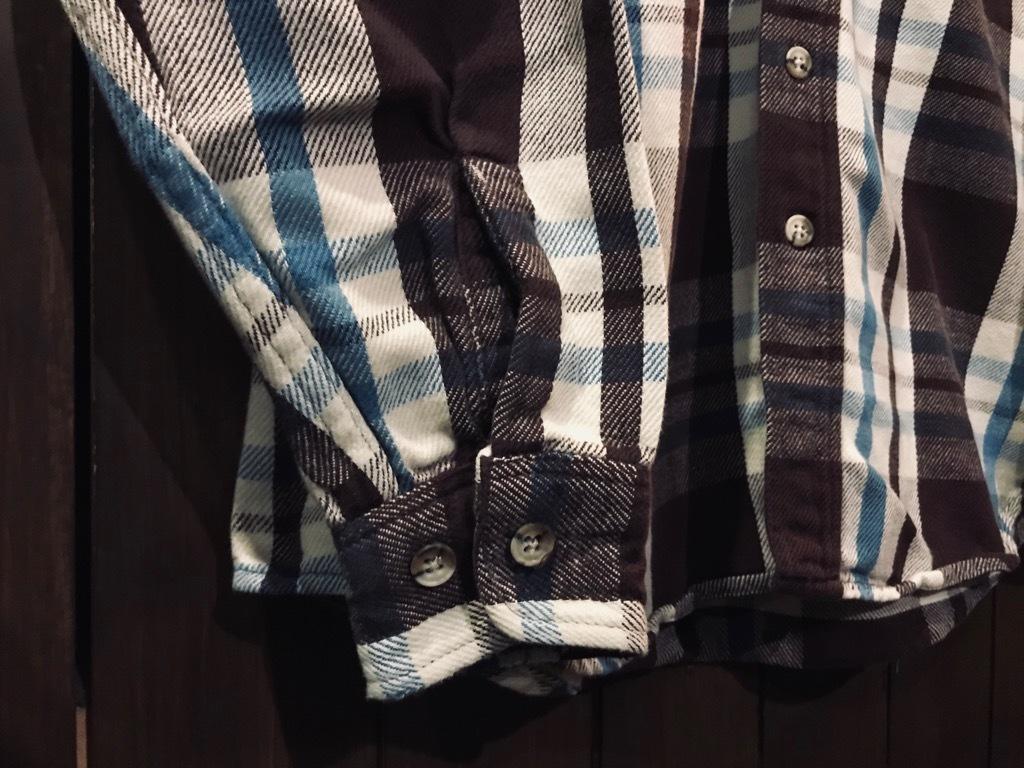 マグネッツ神戸店 2/22(土)Superior入荷! #5 Flannel Shirt+Head Wear!!!_c0078587_15363891.jpg