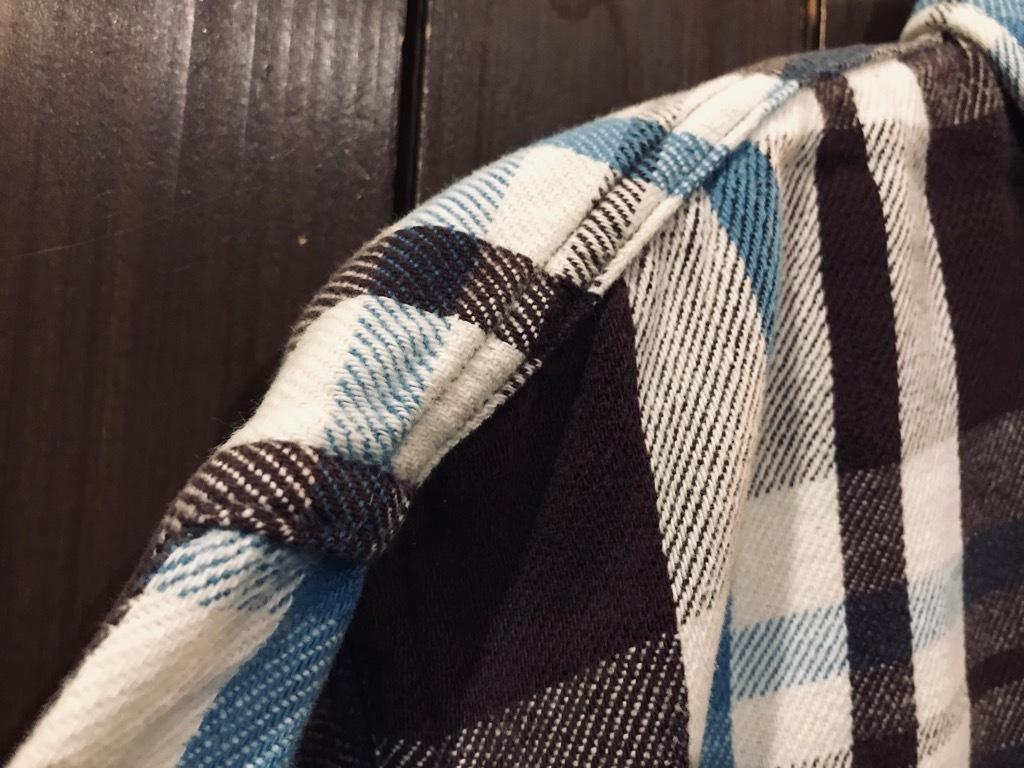 マグネッツ神戸店 2/22(土)Superior入荷! #5 Flannel Shirt+Head Wear!!!_c0078587_15363899.jpg