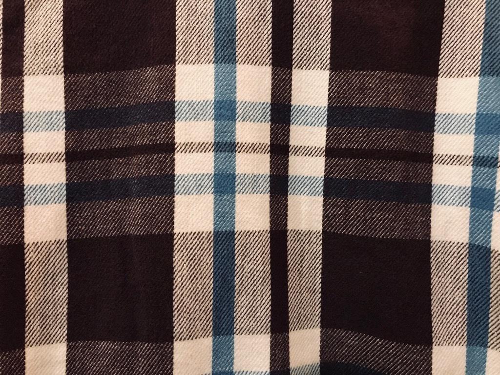 マグネッツ神戸店 2/22(土)Superior入荷! #5 Flannel Shirt+Head Wear!!!_c0078587_15363907.jpg