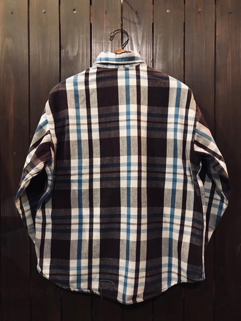 マグネッツ神戸店 2/22(土)Superior入荷! #5 Flannel Shirt+Head Wear!!!_c0078587_15363914.jpg