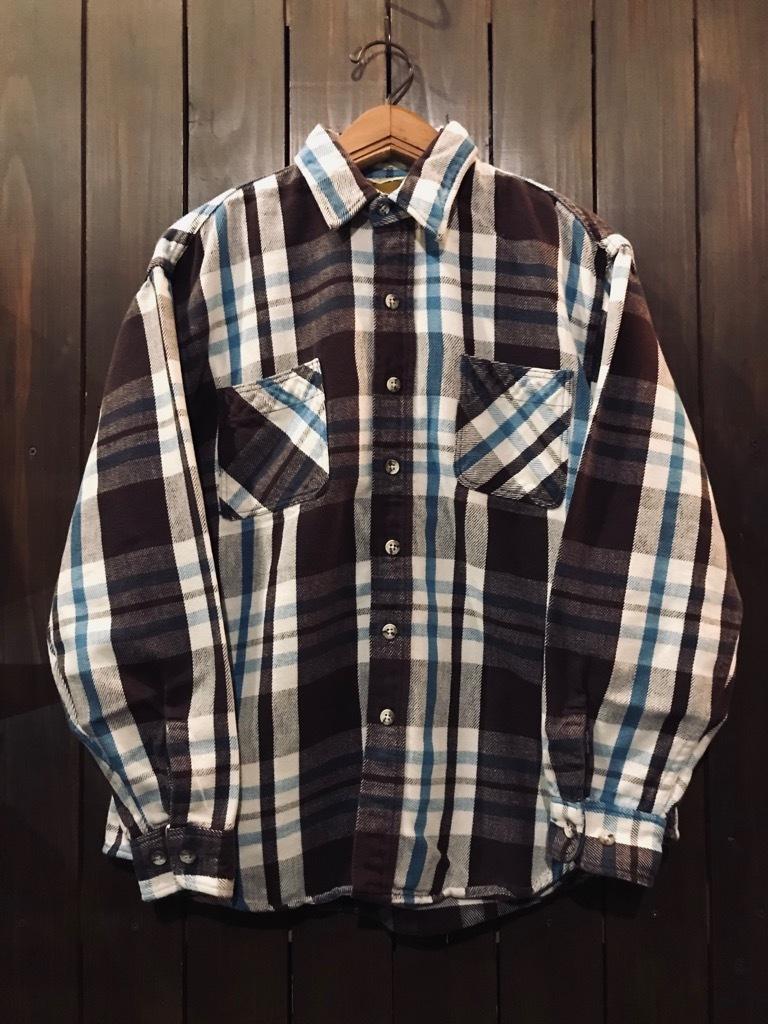 マグネッツ神戸店 2/22(土)Superior入荷! #5 Flannel Shirt+Head Wear!!!_c0078587_15364046.jpg