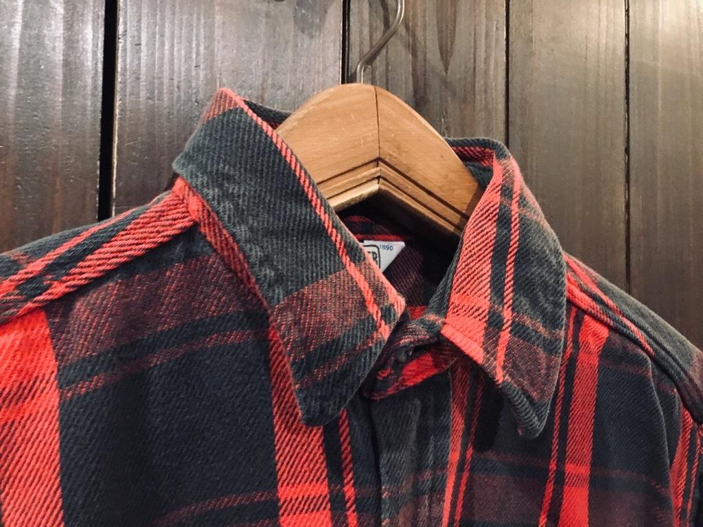 マグネッツ神戸店 2/22(土)Superior入荷! #5 Flannel Shirt+Head Wear!!!_c0078587_15371567.jpg