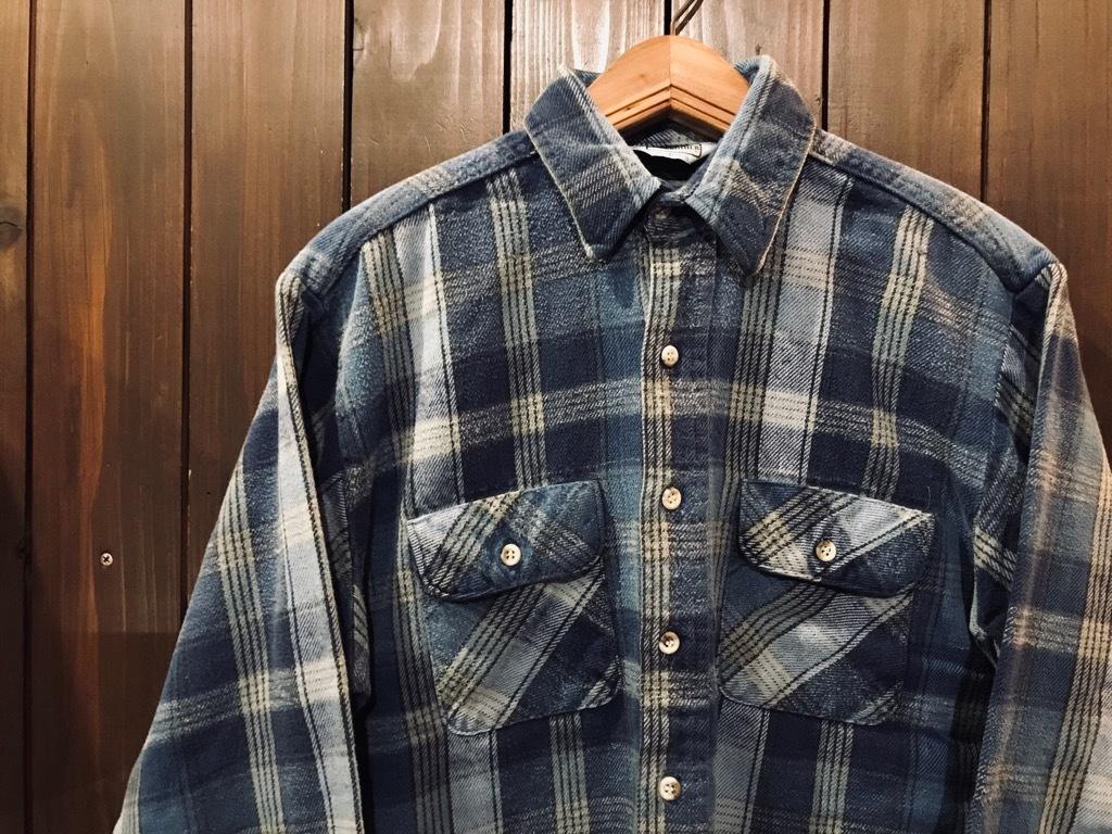 マグネッツ神戸店 2/22(土)Superior入荷! #5 Flannel Shirt+Head Wear!!!_c0078587_15373043.jpg