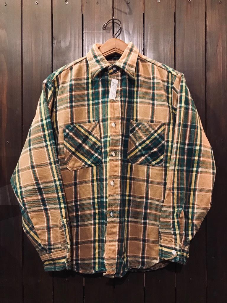 マグネッツ神戸店 2/22(土)Superior入荷! #5 Flannel Shirt+Head Wear!!!_c0078587_15383925.jpg