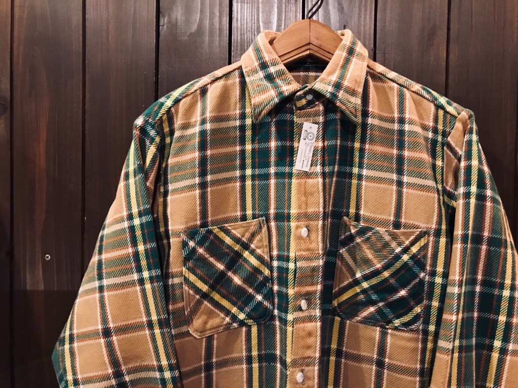 マグネッツ神戸店 2/22(土)Superior入荷! #5 Flannel Shirt+Head Wear!!!_c0078587_15383930.jpg