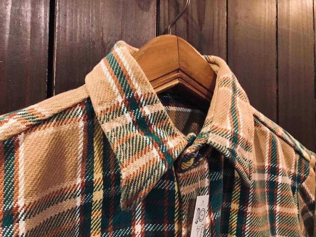 マグネッツ神戸店 2/22(土)Superior入荷! #5 Flannel Shirt+Head Wear!!!_c0078587_15383977.jpg