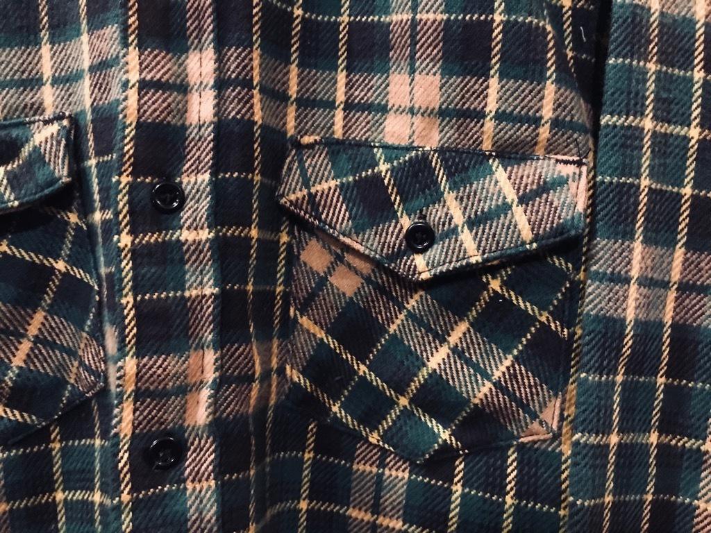 マグネッツ神戸店 2/22(土)Superior入荷! #5 Flannel Shirt+Head Wear!!!_c0078587_15390012.jpg