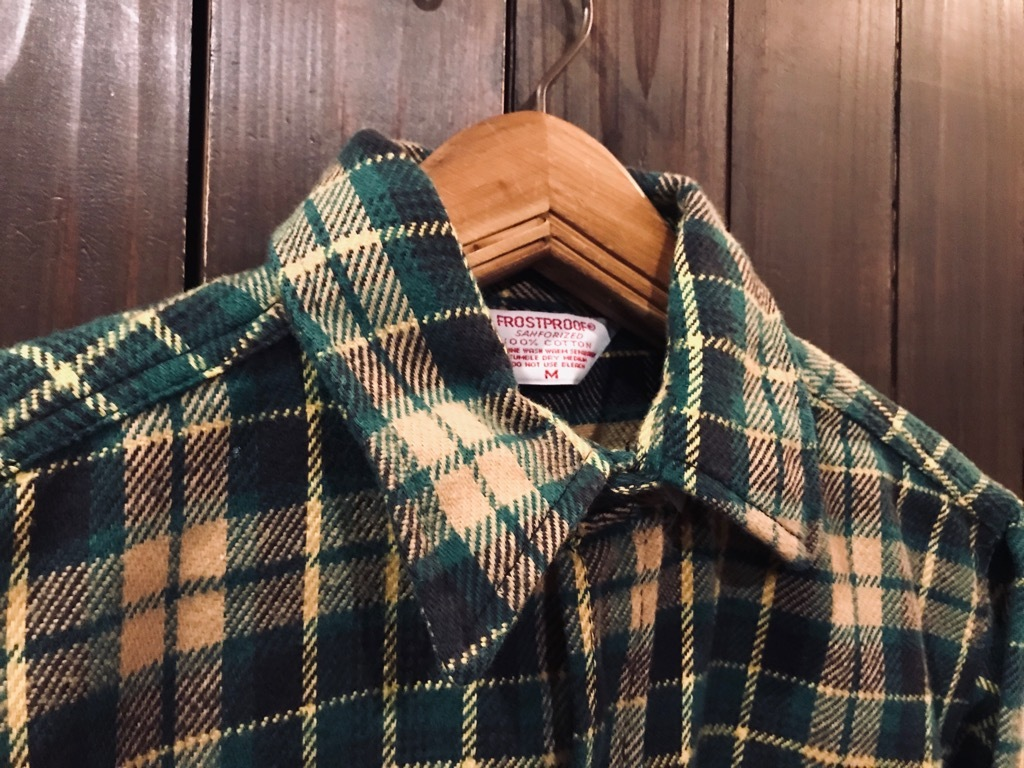 マグネッツ神戸店 2/22(土)Superior入荷! #5 Flannel Shirt+Head Wear!!!_c0078587_15390026.jpg