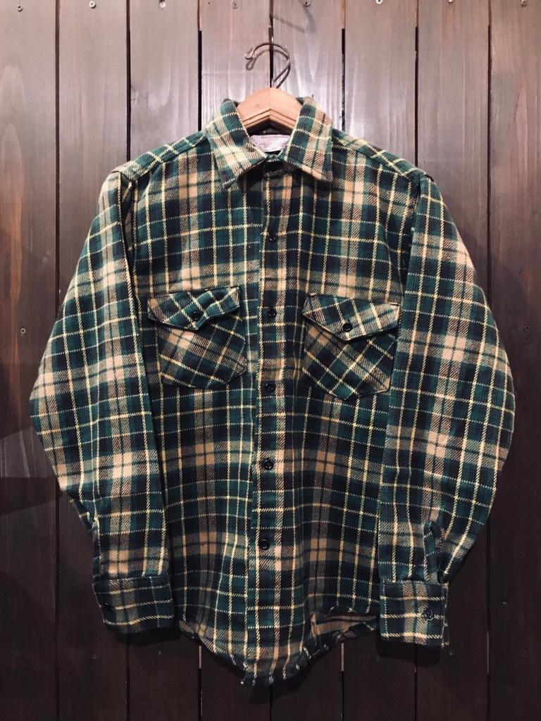 マグネッツ神戸店 2/22(土)Superior入荷! #5 Flannel Shirt+Head Wear!!!_c0078587_15390269.jpg