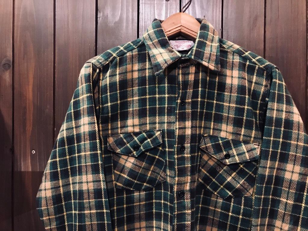 マグネッツ神戸店 2/22(土)Superior入荷! #5 Flannel Shirt+Head Wear!!!_c0078587_15392135.jpg