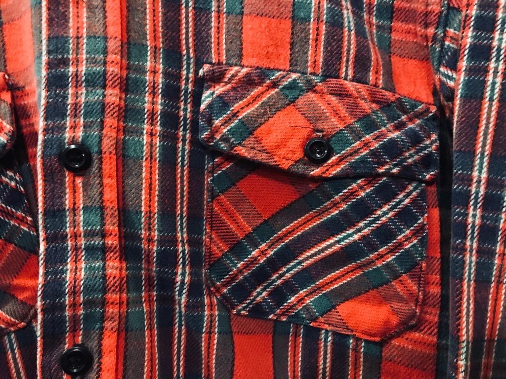 マグネッツ神戸店 2/22(土)Superior入荷! #5 Flannel Shirt+Head Wear!!!_c0078587_15393417.jpg