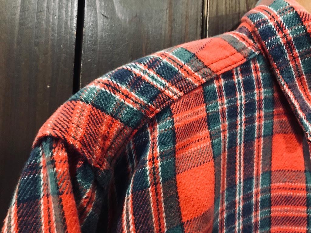 マグネッツ神戸店 2/22(土)Superior入荷! #5 Flannel Shirt+Head Wear!!!_c0078587_15393431.jpg
