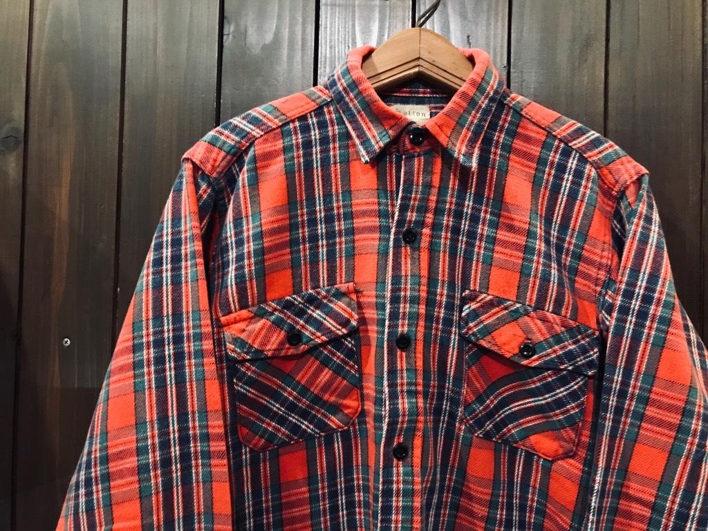 マグネッツ神戸店 2/22(土)Superior入荷! #5 Flannel Shirt+Head Wear!!!_c0078587_15393522.jpg