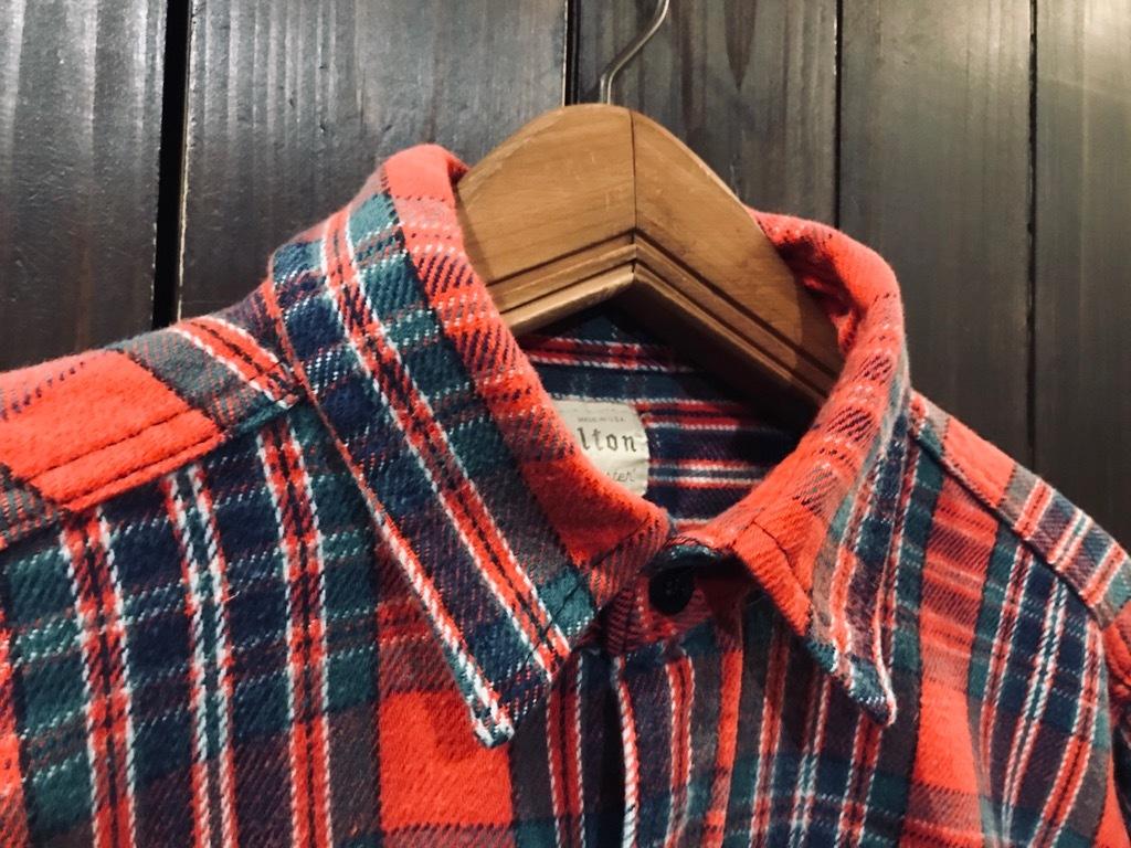 マグネッツ神戸店 2/22(土)Superior入荷! #5 Flannel Shirt+Head Wear!!!_c0078587_15393546.jpg