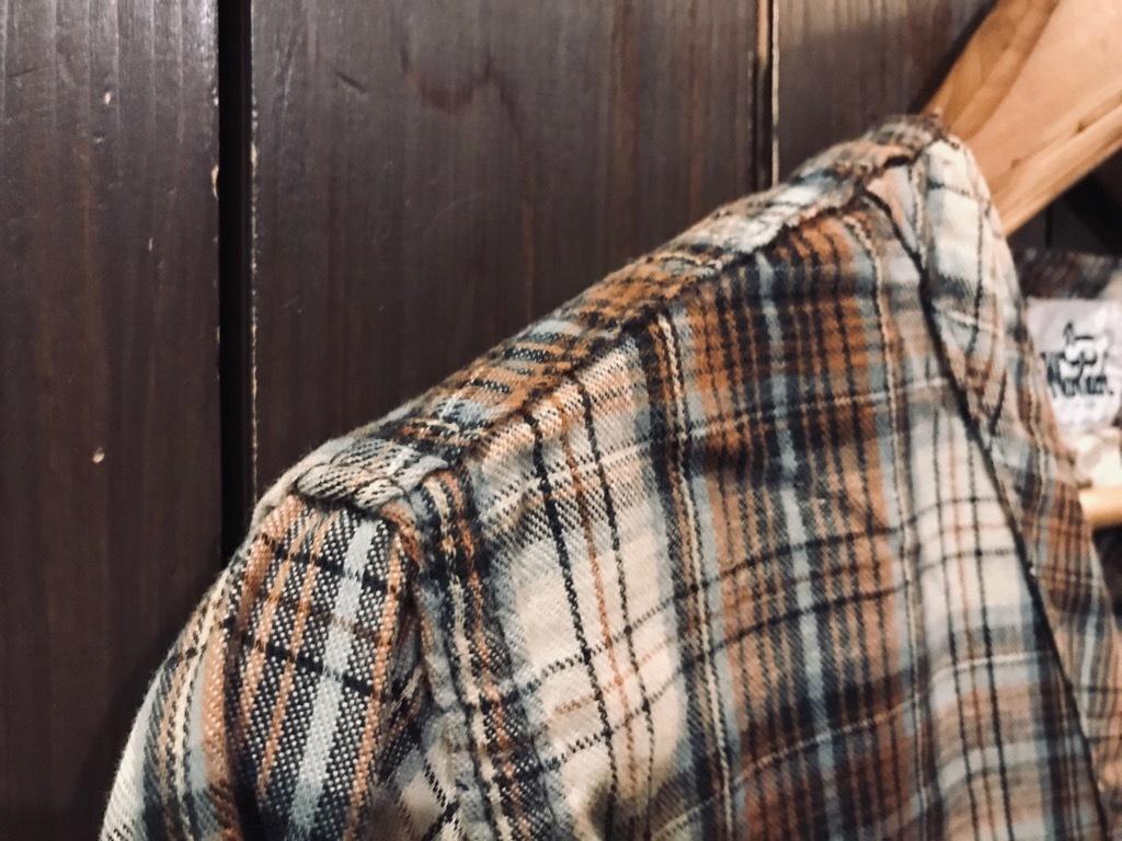 マグネッツ神戸店 2/22(土)Superior入荷! #5 Flannel Shirt+Head Wear!!!_c0078587_15402978.jpg