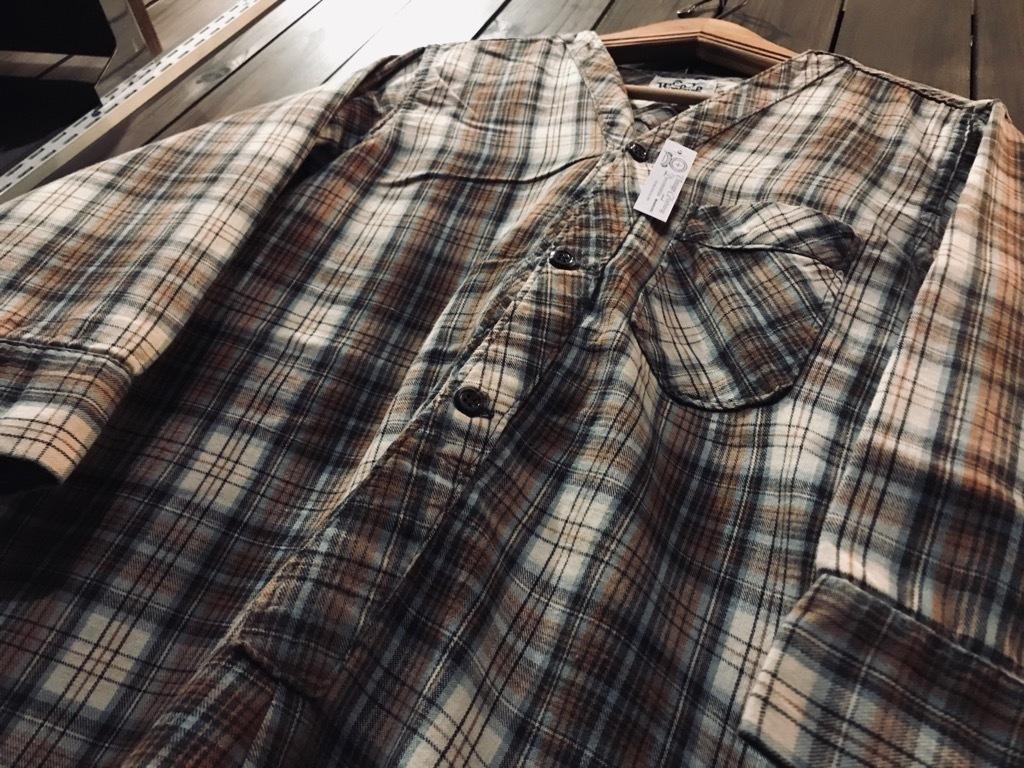 マグネッツ神戸店 2/22(土)Superior入荷! #5 Flannel Shirt+Head Wear!!!_c0078587_15403030.jpg