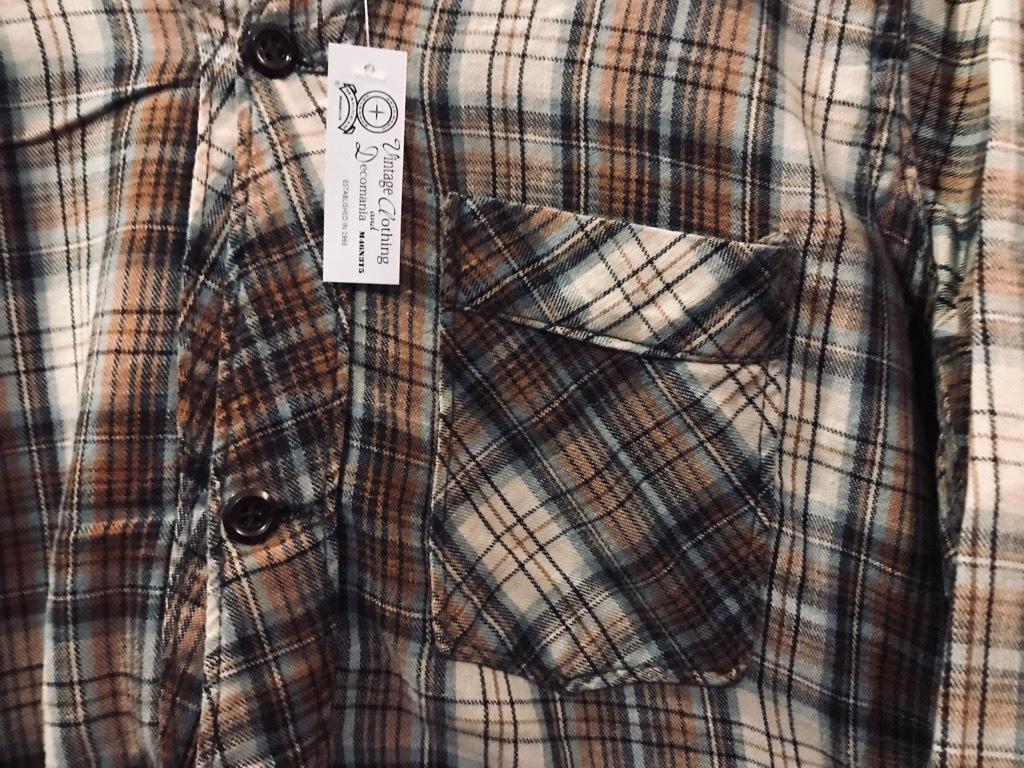 マグネッツ神戸店 2/22(土)Superior入荷! #5 Flannel Shirt+Head Wear!!!_c0078587_15403053.jpg