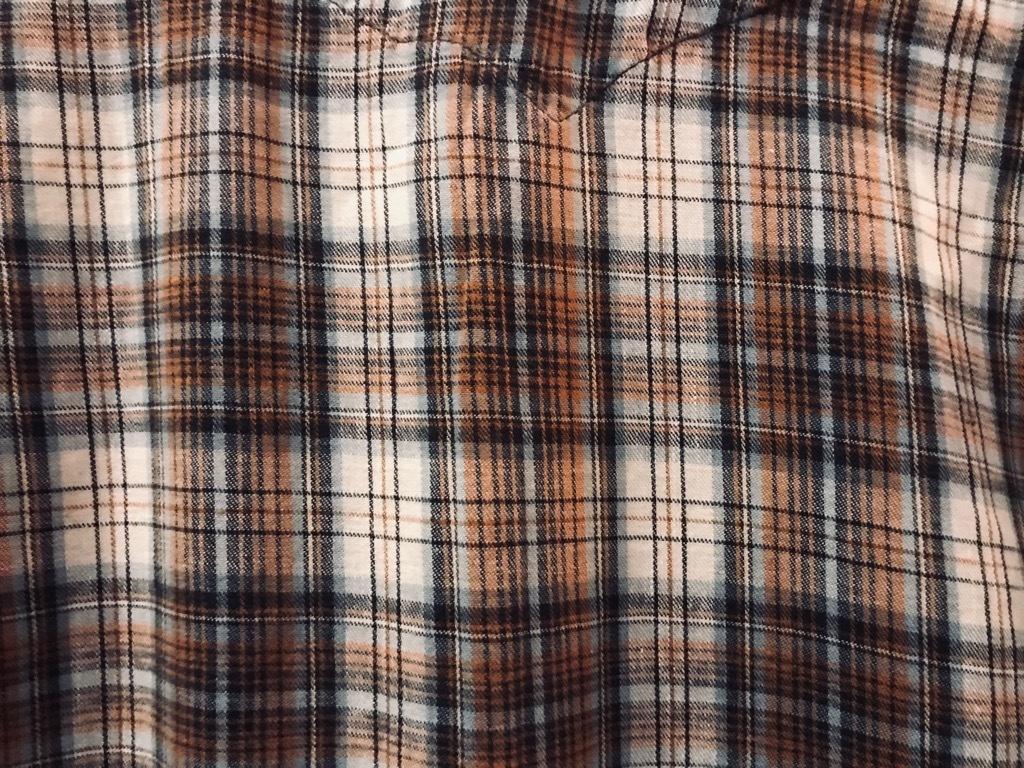 マグネッツ神戸店 2/22(土)Superior入荷! #5 Flannel Shirt+Head Wear!!!_c0078587_15403145.jpg