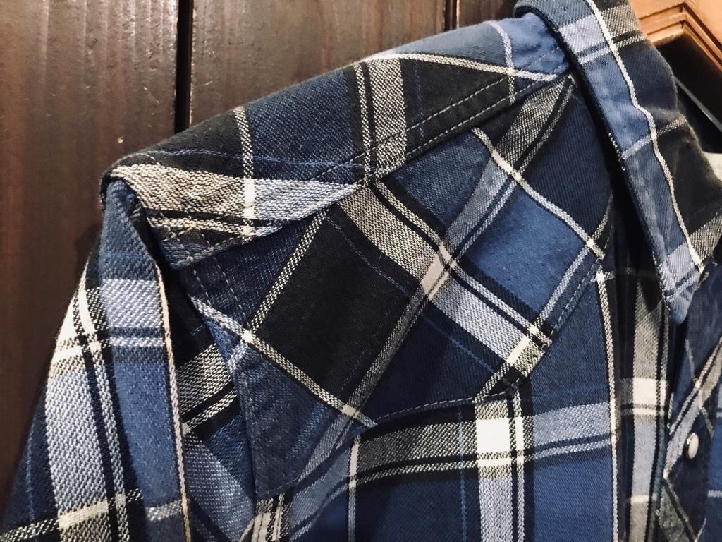 マグネッツ神戸店 2/22(土)Superior入荷! #5 Flannel Shirt+Head Wear!!!_c0078587_15410529.jpg