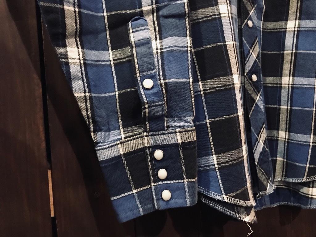 マグネッツ神戸店 2/22(土)Superior入荷! #5 Flannel Shirt+Head Wear!!!_c0078587_15410639.jpg