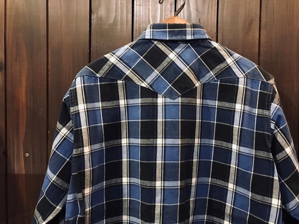 マグネッツ神戸店 2/22(土)Superior入荷! #5 Flannel Shirt+Head Wear!!!_c0078587_15410657.jpg