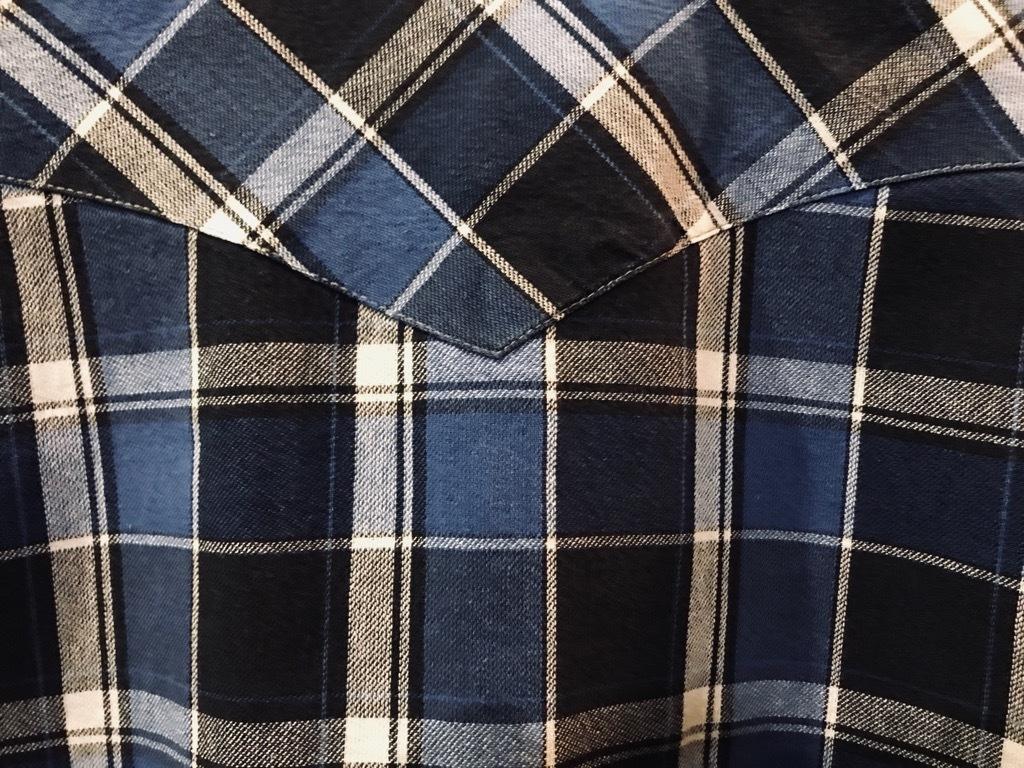 マグネッツ神戸店 2/22(土)Superior入荷! #5 Flannel Shirt+Head Wear!!!_c0078587_15410675.jpg