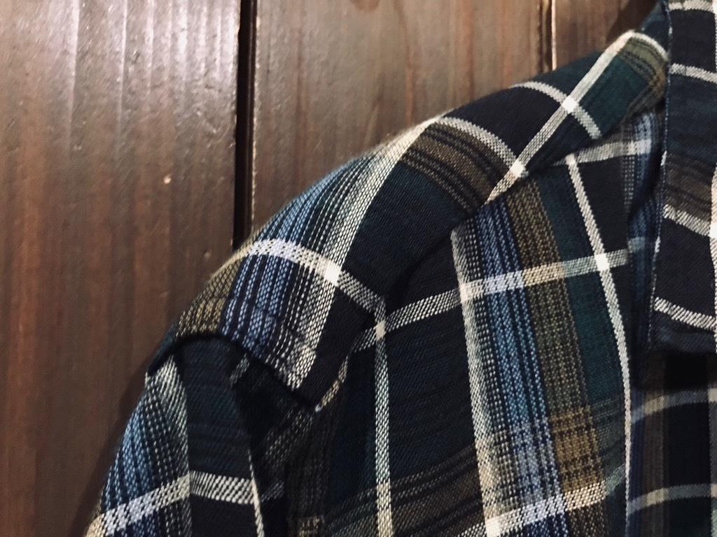 マグネッツ神戸店 2/22(土)Superior入荷! #5 Flannel Shirt+Head Wear!!!_c0078587_15413251.jpg