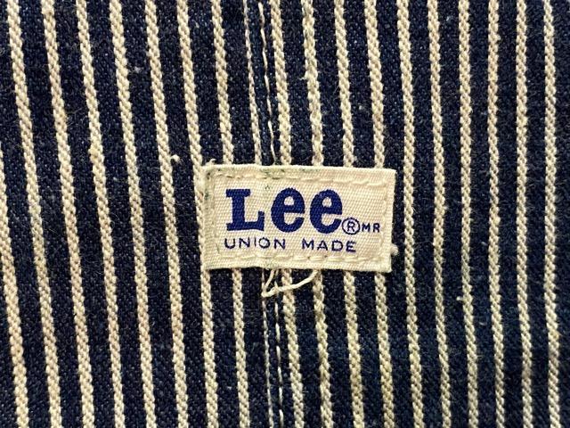 2月26日(水)マグネッツ大阪店ヴィンテージ入荷!!#1 Lee編! 91-J HouseMark & 98-J Long L、60\'s 91-B、60\'s 98-B!!_c0078587_16592991.jpg