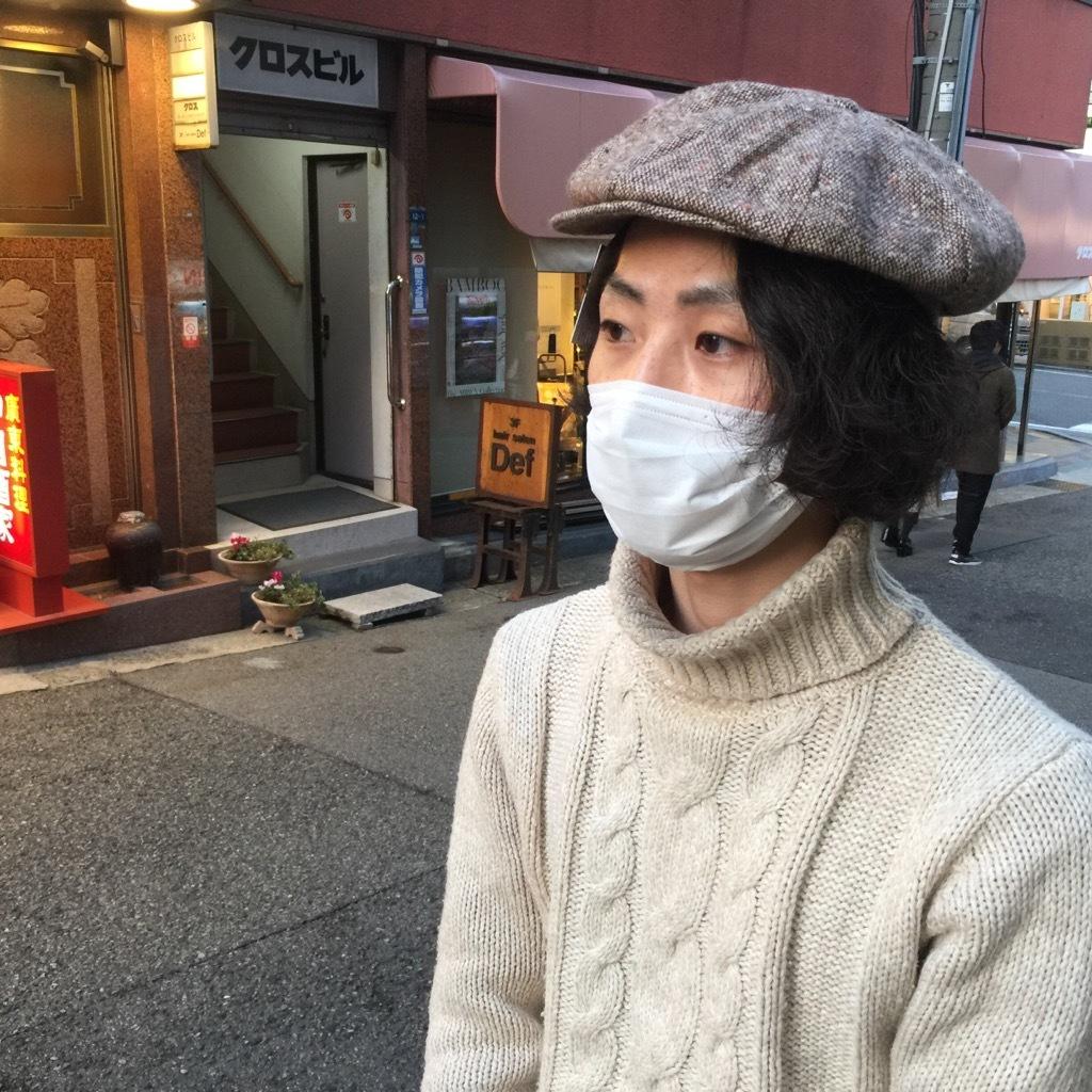 マグネッツ神戸店 2/22(土)Superior入荷! #5 Flannel Shirt+Head Wear!!!_c0078587_17382564.jpg