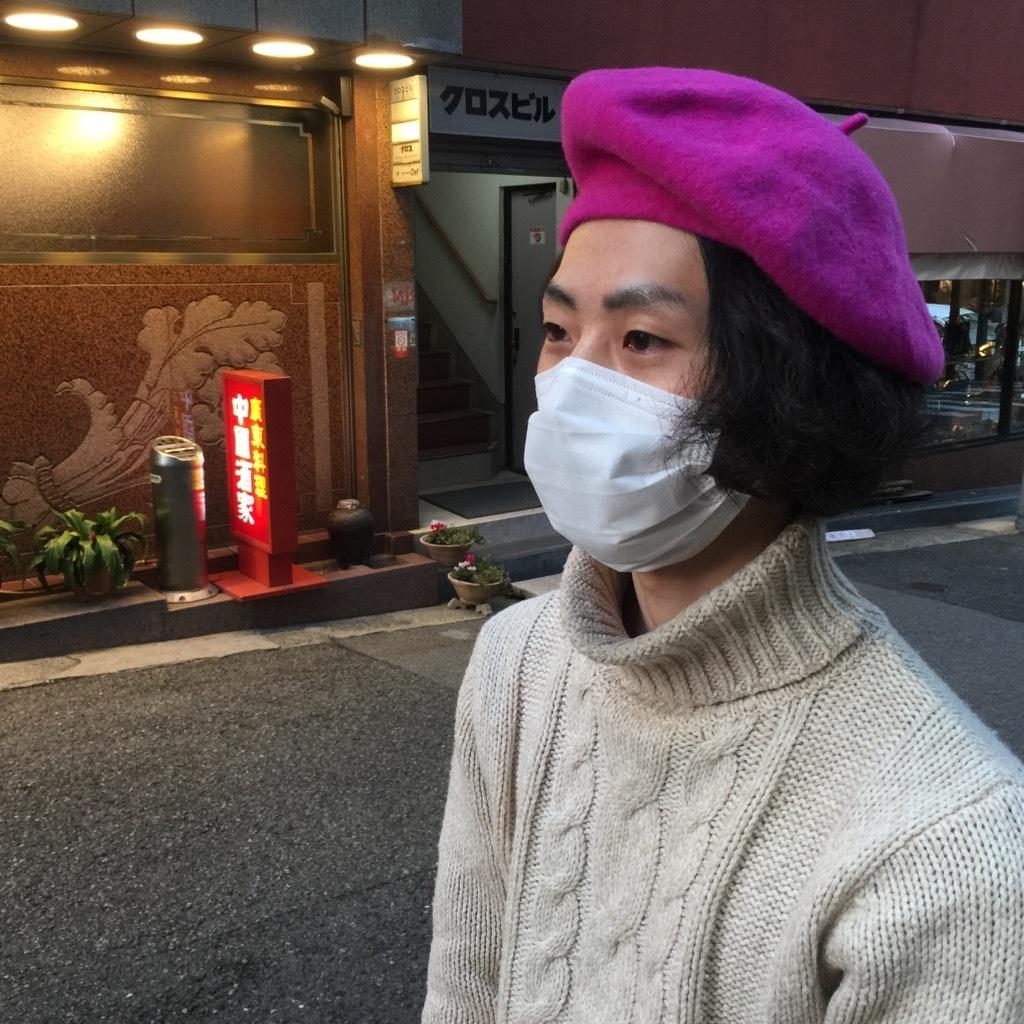 マグネッツ神戸店 2/22(土)Superior入荷! #5 Flannel Shirt+Head Wear!!!_c0078587_17382618.jpg