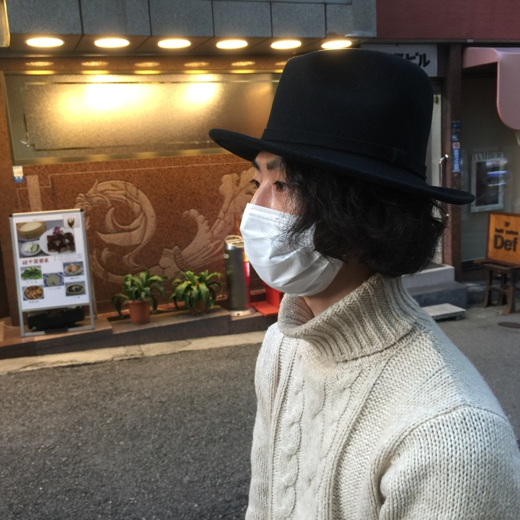 マグネッツ神戸店 2/22(土)Superior入荷! #5 Flannel Shirt+Head Wear!!!_c0078587_17382708.jpg