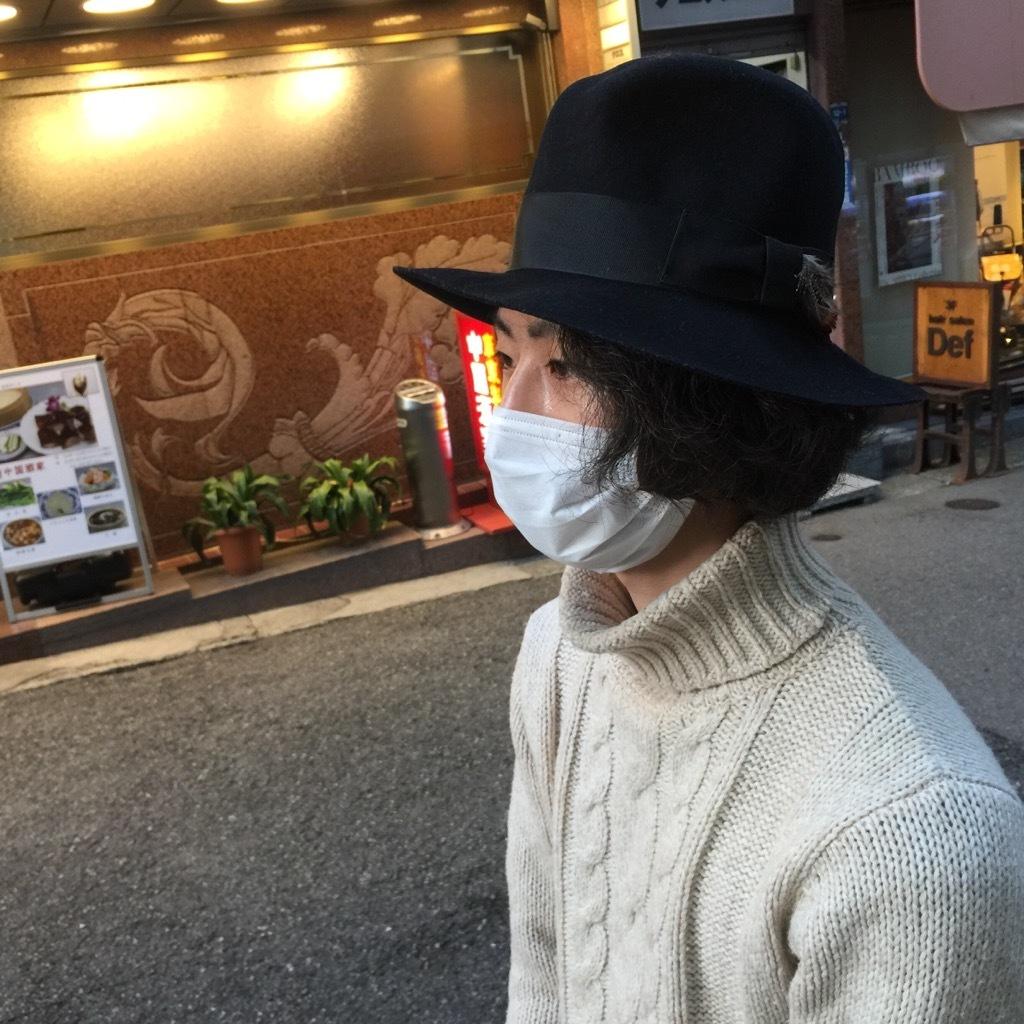 マグネッツ神戸店 2/22(土)Superior入荷! #5 Flannel Shirt+Head Wear!!!_c0078587_17382785.jpg