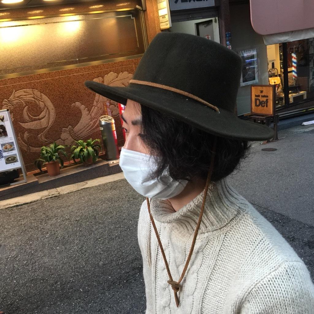 マグネッツ神戸店 2/22(土)Superior入荷! #5 Flannel Shirt+Head Wear!!!_c0078587_17401525.jpg