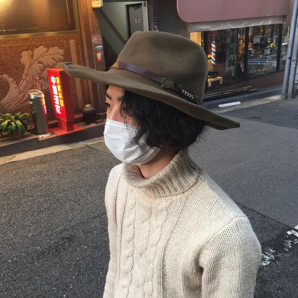 マグネッツ神戸店 2/22(土)Superior入荷! #5 Flannel Shirt+Head Wear!!!_c0078587_17401537.jpg