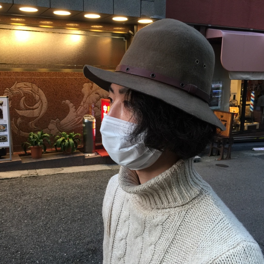 マグネッツ神戸店 2/22(土)Superior入荷! #5 Flannel Shirt+Head Wear!!!_c0078587_17401588.jpg