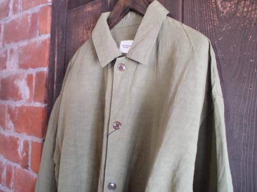 春のシャツが色々入荷_d0228193_11092268.jpg