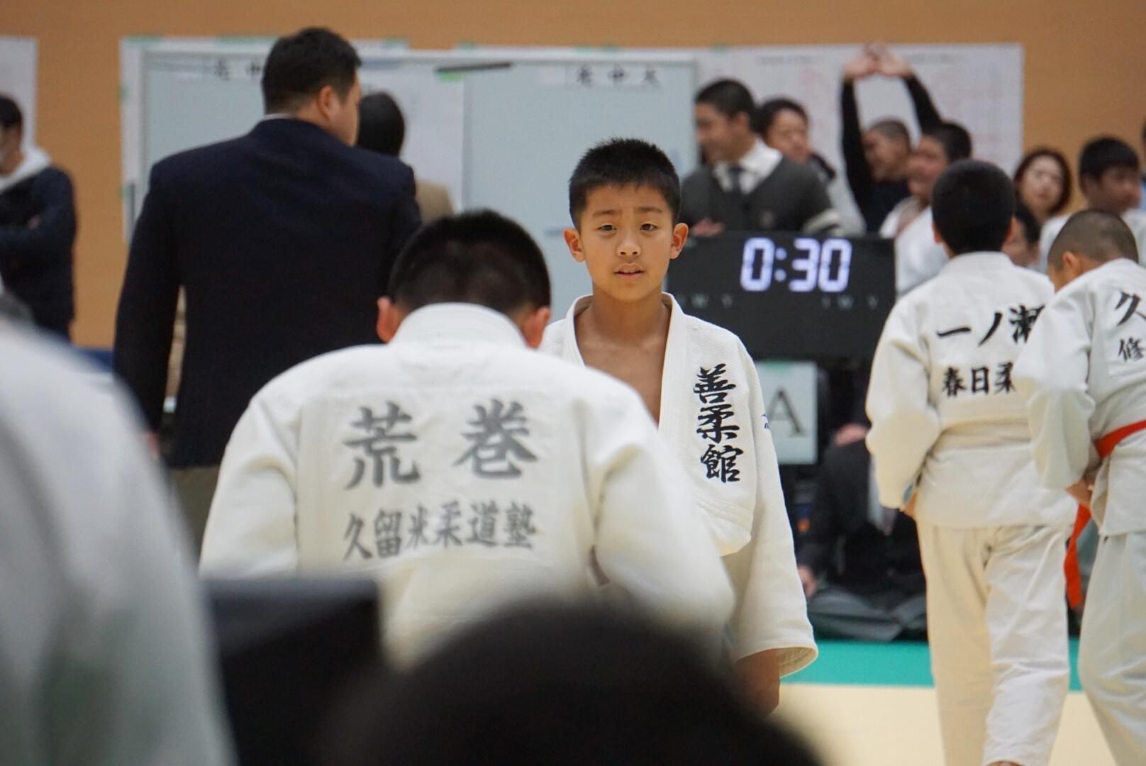 2020 第43回月隈少年柔道大会_b0172494_18281073.jpg