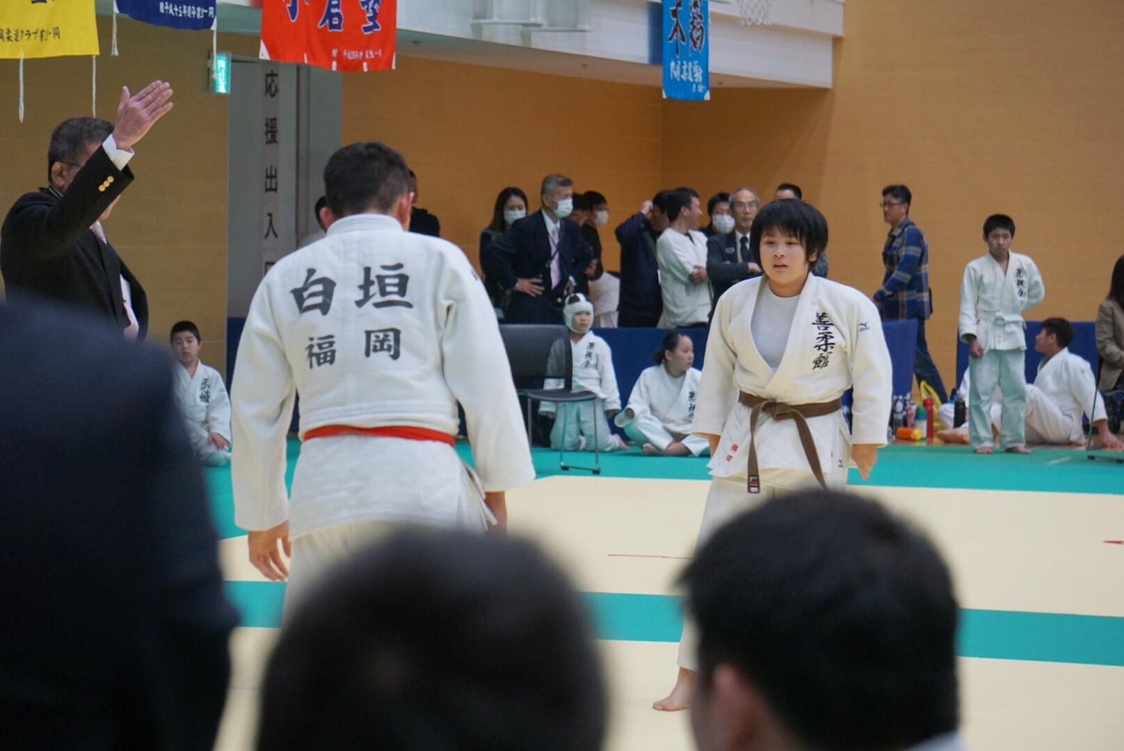 2020 第43回月隈少年柔道大会_b0172494_19110043.jpg