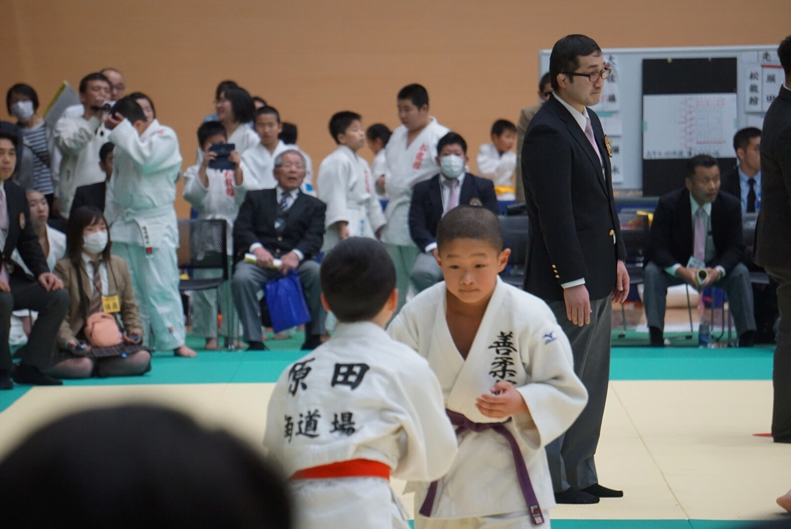 2020 第43回月隈少年柔道大会_b0172494_19143700.jpg