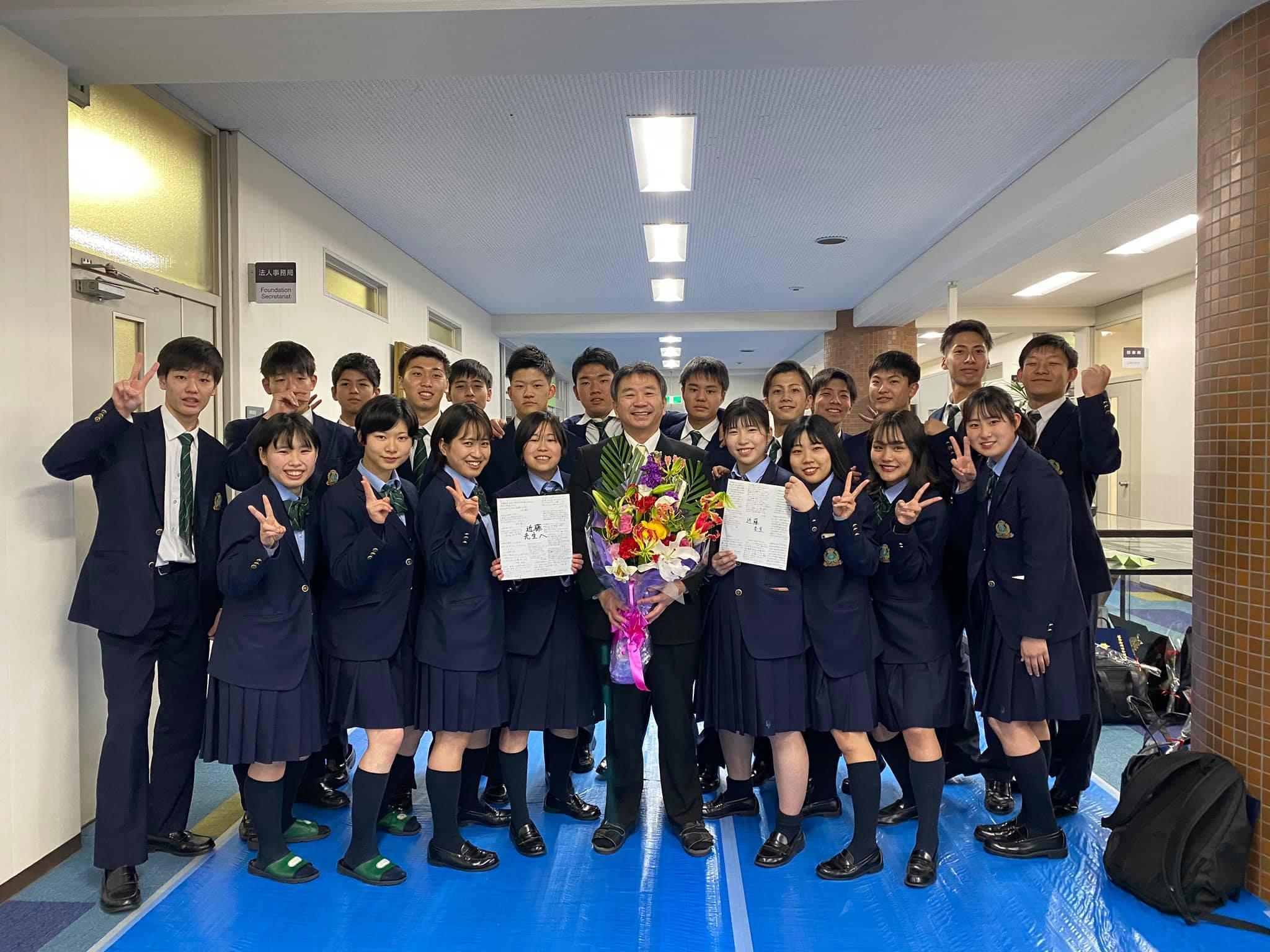 第115回 大阪学芸高等学校 卒業式_e0238098_15024862.jpg