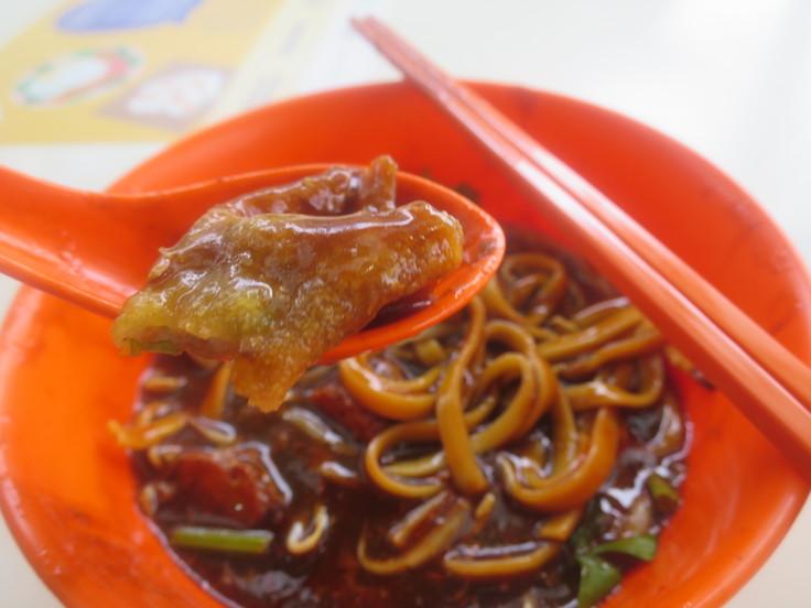 セラングーンガーデンFCのローミー(Chuan Heng Fish Ball Minced Meat Noodle)_c0212604_10104443.jpg