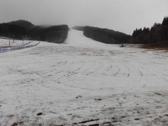 令和2年2月22日(土) 天気:曇 気温:0℃ 積雪:10㎝ 滑走不能_e0306207_07505164.jpg