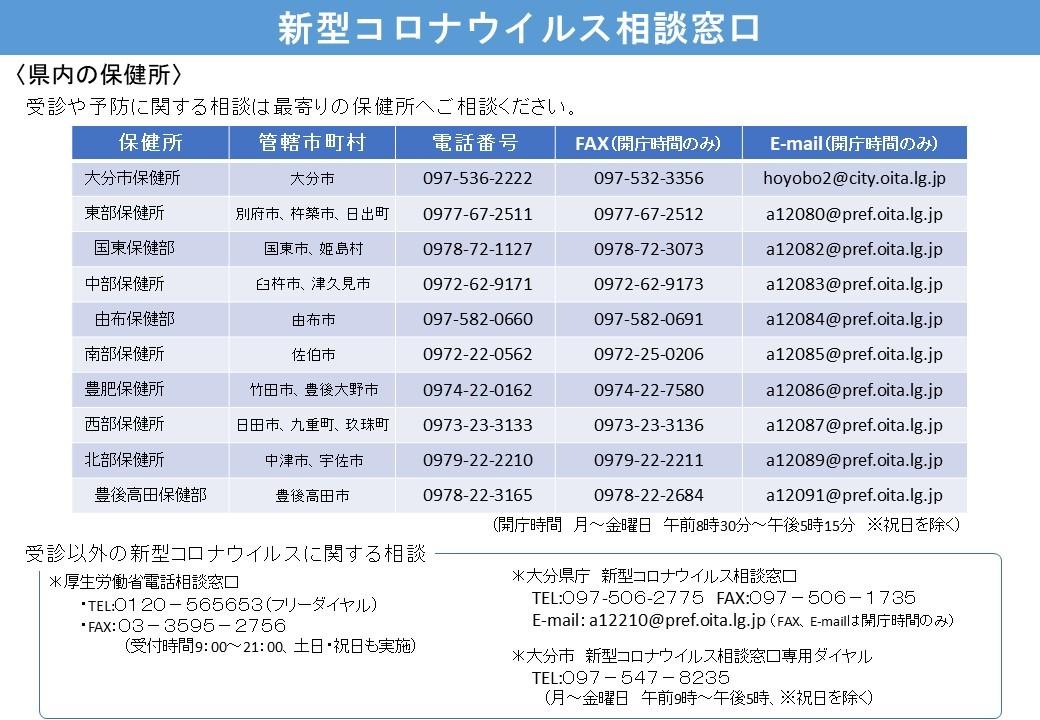 新型コロナウイルス感染症に関して(大分県より)_d0070316_08422446.jpg