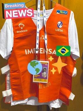 【生中継】#Carnaval #リオのカーニバル 2020 #本場 #CarnavalRIO より #NHK 生放送に出演_b0032617_06040319.jpg
