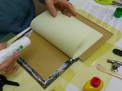 第10期「手作り製本クラブ」 第16回講座の報告_d0359617_21491802.jpg