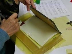 第10期「手作り製本クラブ」 第16回講座の報告_d0359617_21493406.jpg