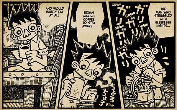 日本漫画のアンソロジー『Glaeolia』_d0079924_13570095.jpg